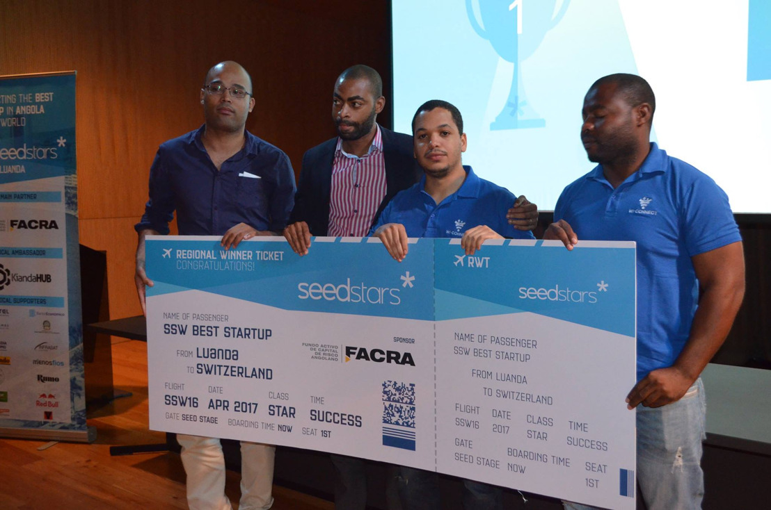 Seedstars World is Coming to Luanda to Find the Most Promising Seed Stage Tech Startup in Angola