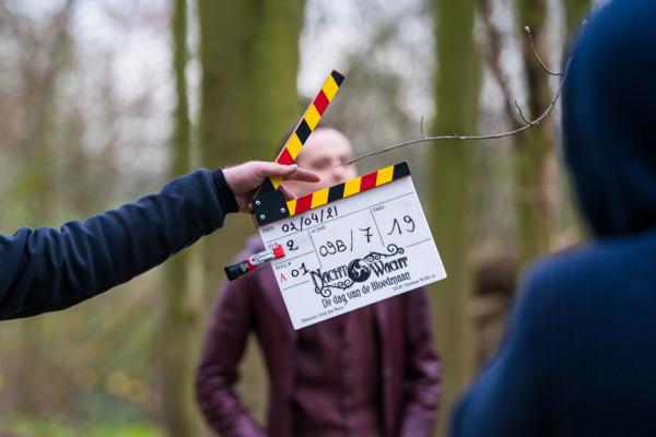 Preview: Opnames derde bioscoopfilm van Nachtwacht, De dag van de Bloedmaan, in volle gang!