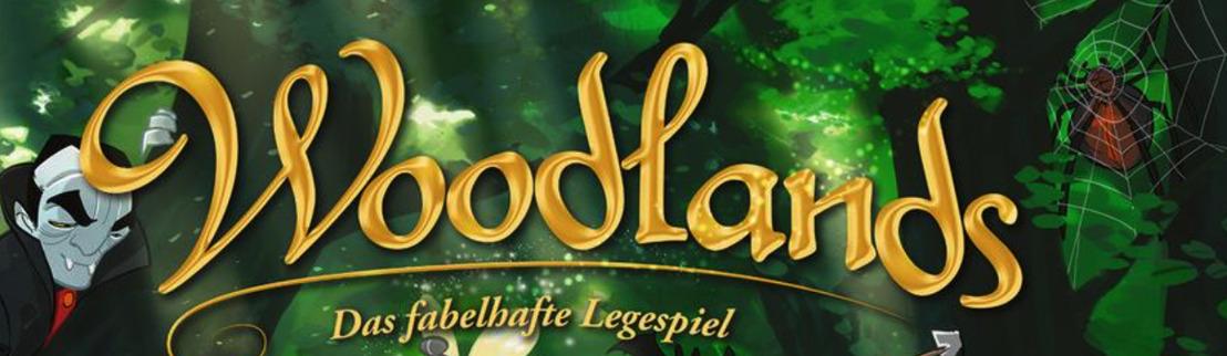 Einladung zum Woodlands-Spiele-Event bei Hugendubel in Ulm