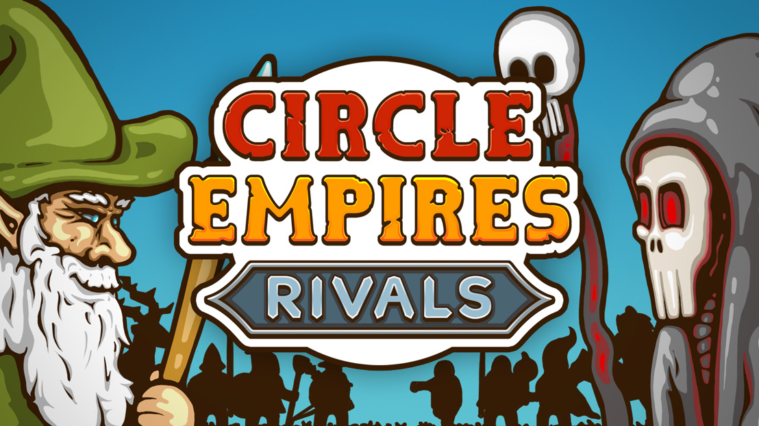 ⚔️🏰Multiplayer Fantasy RTS Circle Empires Rivals Out TODAY on PC🧙♀️🪓🐸