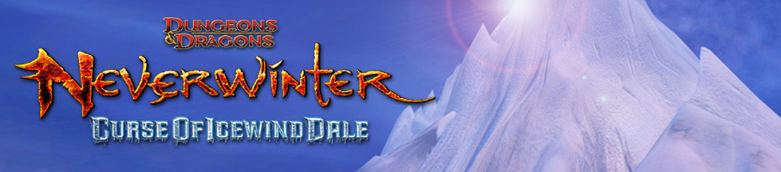 Neverwinter Curse of Icewind Dale Duyuruldu