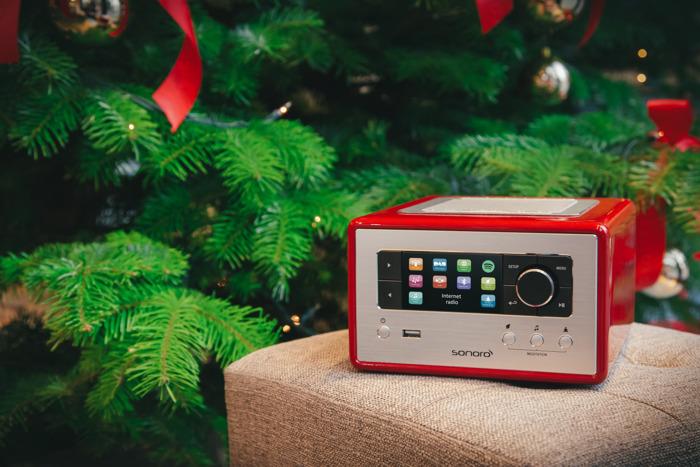 Vernetzte Weihnachten mit den innovativen Audiosystemen der sonoro Smart Line
