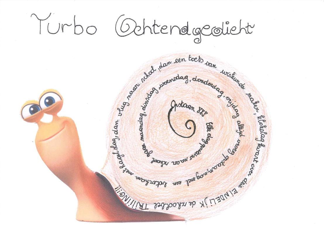 'Turbogedicht', Hellen Laitem