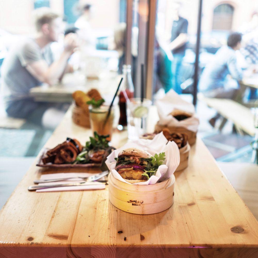 Shiso-Burger © visitBerlin, Foto visumate