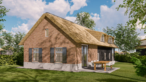 New holiday park in Someren strengthens Roompot's offer in the Dutch province of Noord-Brabant from 2021