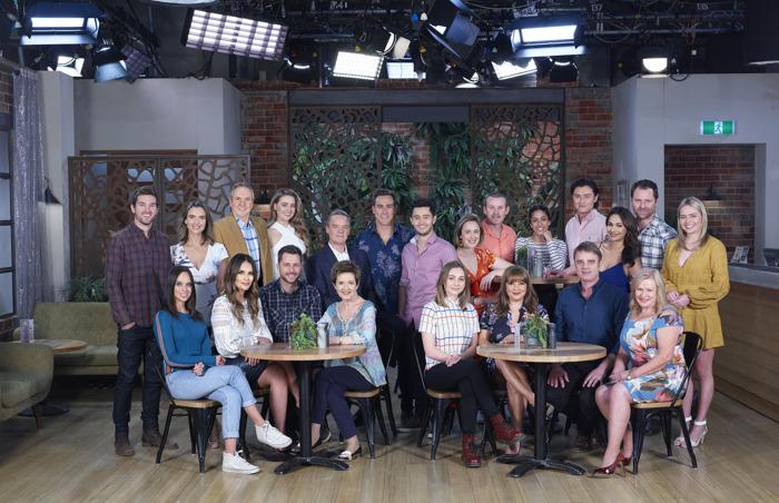 'Neighbours' als nieuwe vaste afspraak bij VTM 2