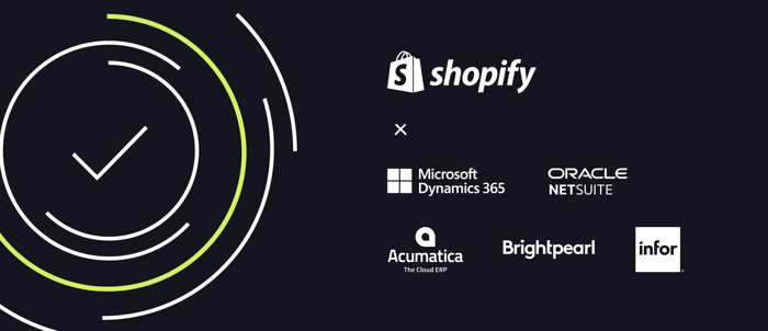Preview: The best in commerce joins the best in enterprise: Shopify launches Global ERP Program