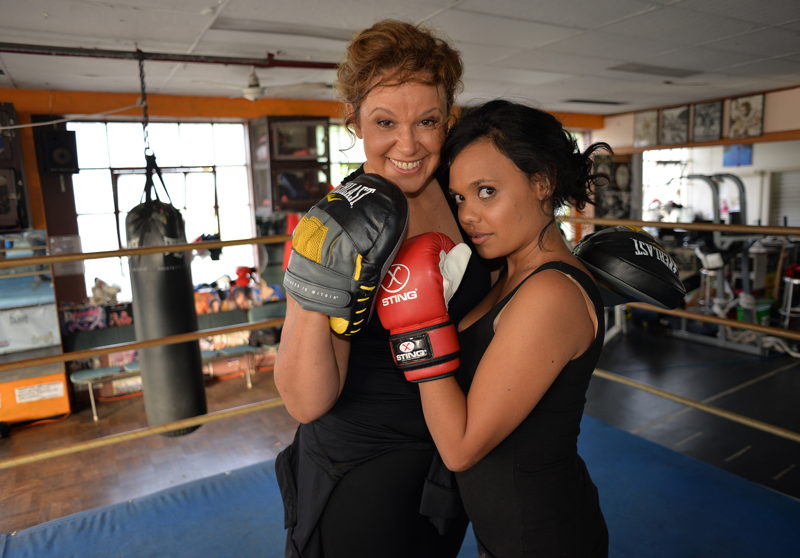 Meet the Mavericks - Leah Purcell and Miranda Tapsell