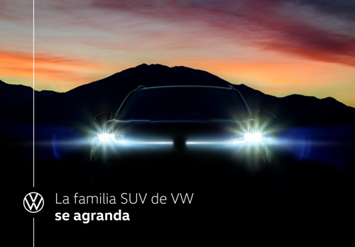Pronto sabrás cómo se llama el Nuevo Volkswagen...