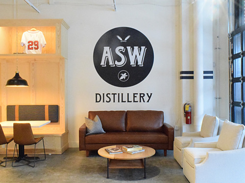 Hometown craft whiskey producer ASW Distillery opening at The Battery Atlanta, March 27