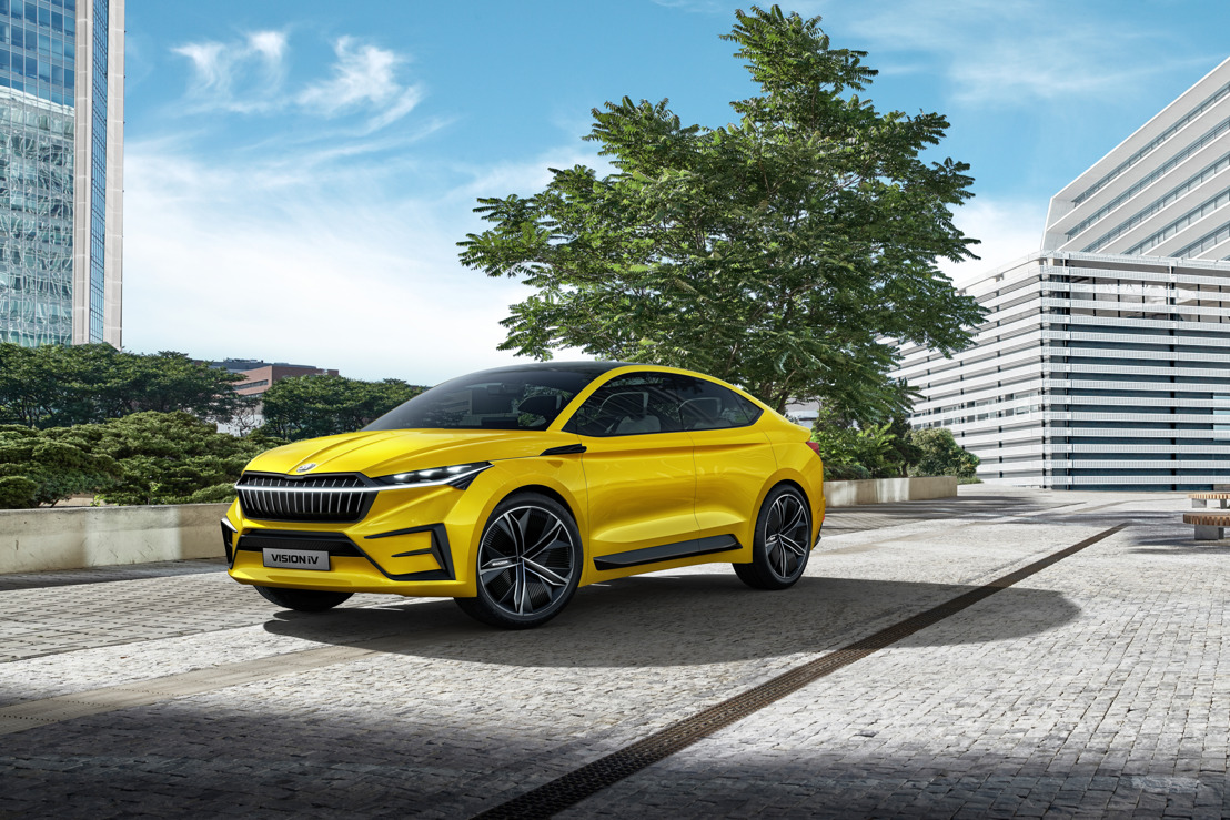 Electric, innovative and sustainable: ŠKODA showcases visions of the future for China at Auto Shanghai 2019