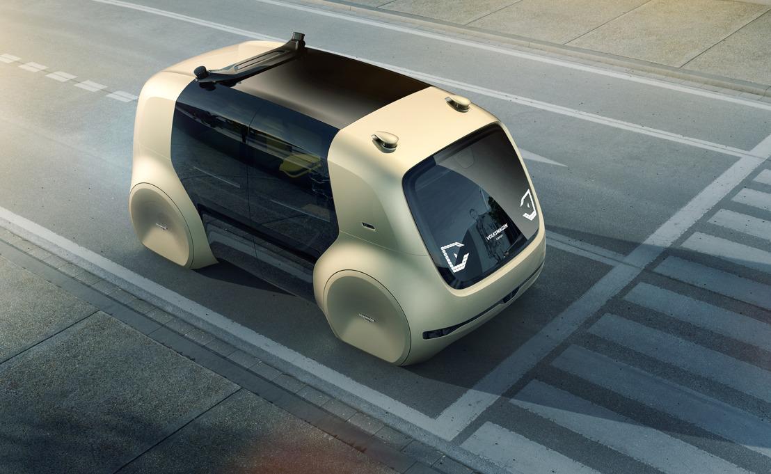 Sedric - Nieuwe definitie van individuele mobiliteit: autonoom rijden met een druk op de knop (update)
