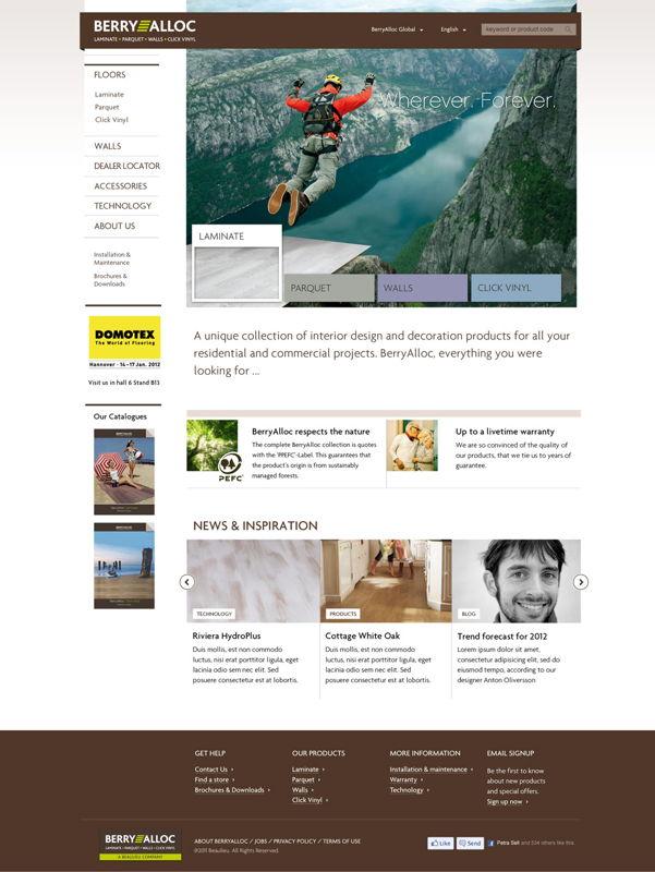 prophets - BerryAlloc homepage