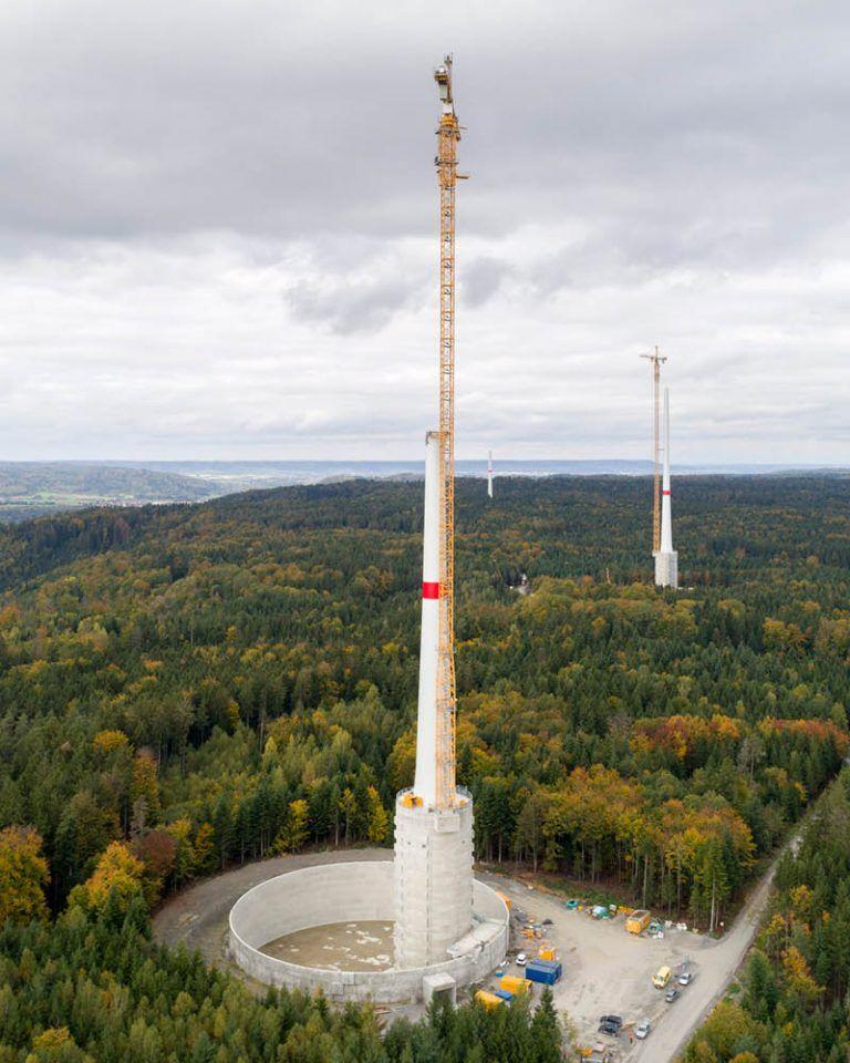 Gaildorf wind farm