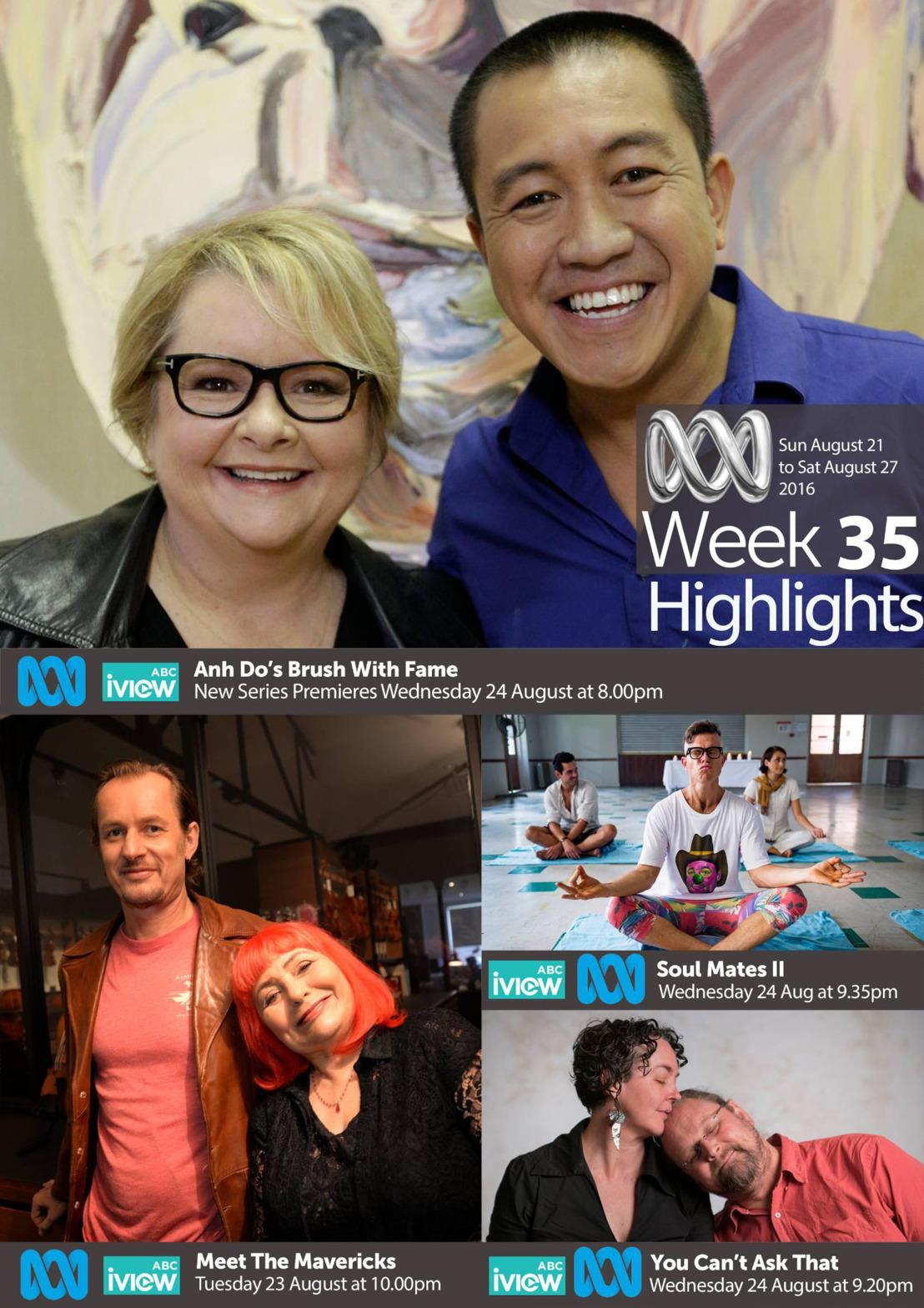 ABC Program Highlights - Week 35
