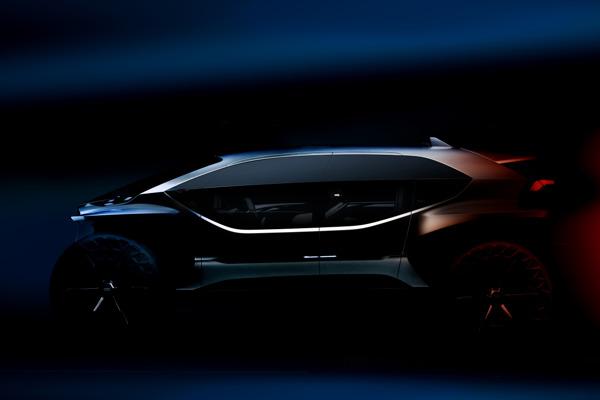 Preview: Audi AI:TRAIL quattro