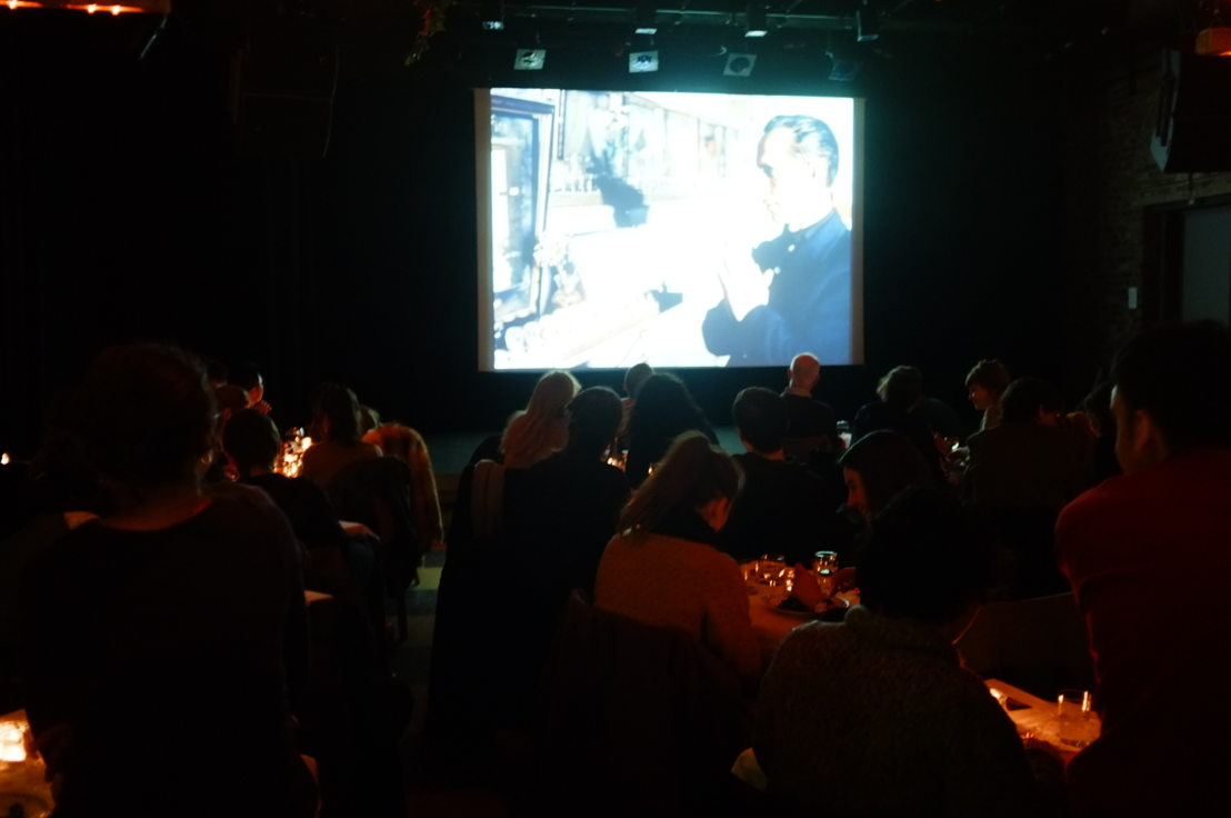 13/03 Otarkino (film + dinner) - foto: Beursschouwburg