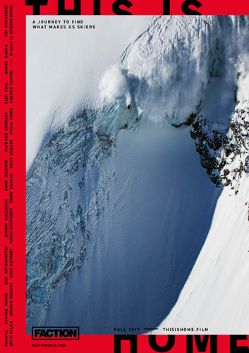 The Faction Collective Announces Public Release of THIS IS HOME Ski Film