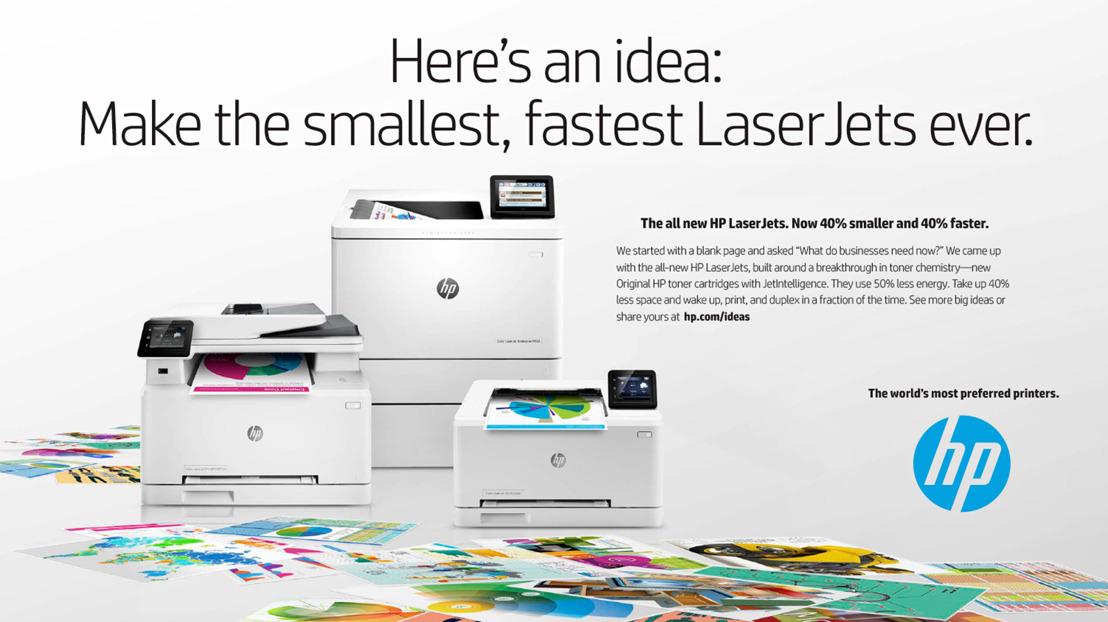 Doorbraak HP in zakelijke printtechnologie