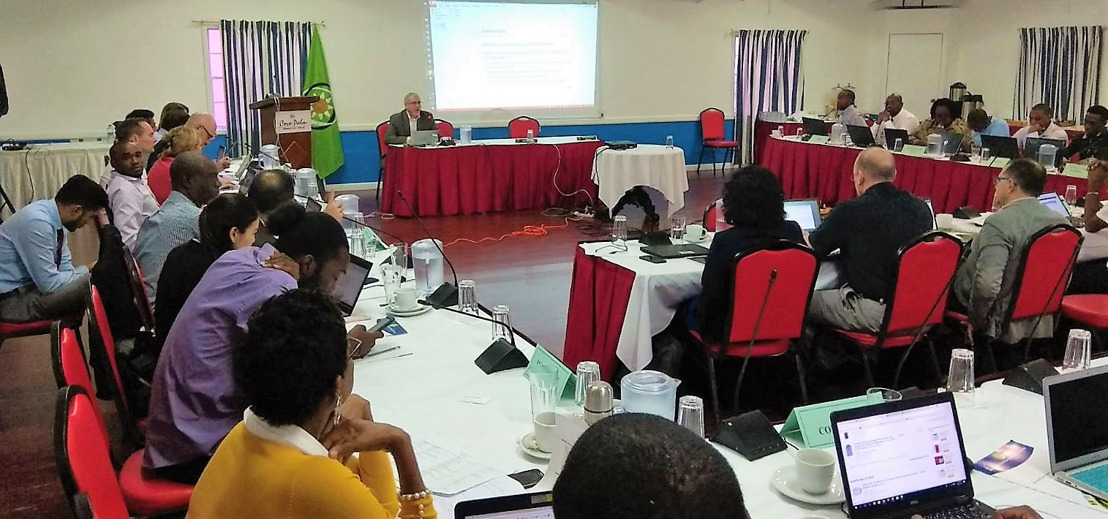 OECS Prepares for 'Cloud for Development (C4D)' Pilot