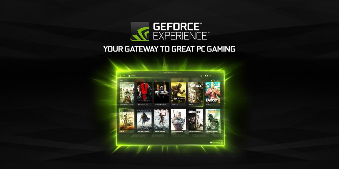 NVIDIA GeForce Experience 3.0 ist da - bessere Übersicht, ressourcenschonend und neue Funktionen