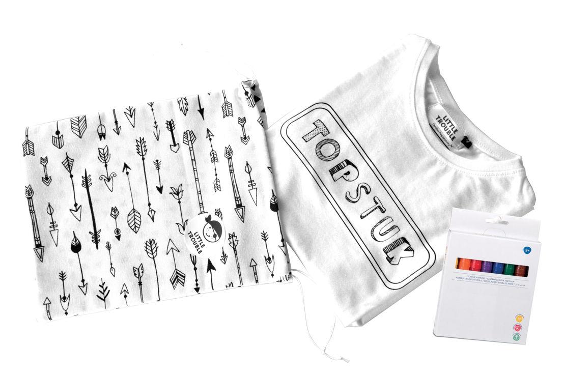 "Productshot shirt ""TOPSTUK"""