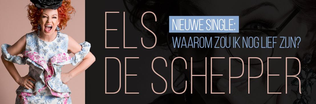 Nieuwe single Els de Schepper verkrijgbaar op iTunes