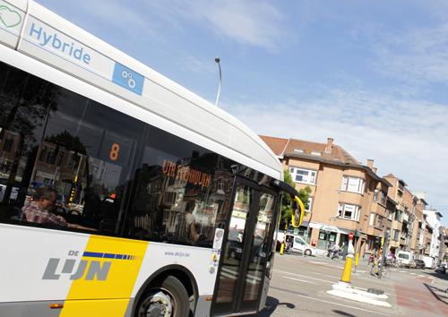 De Lijn past reisweg van een aantal lijnen aan tijdens wegenwerken in Leuven