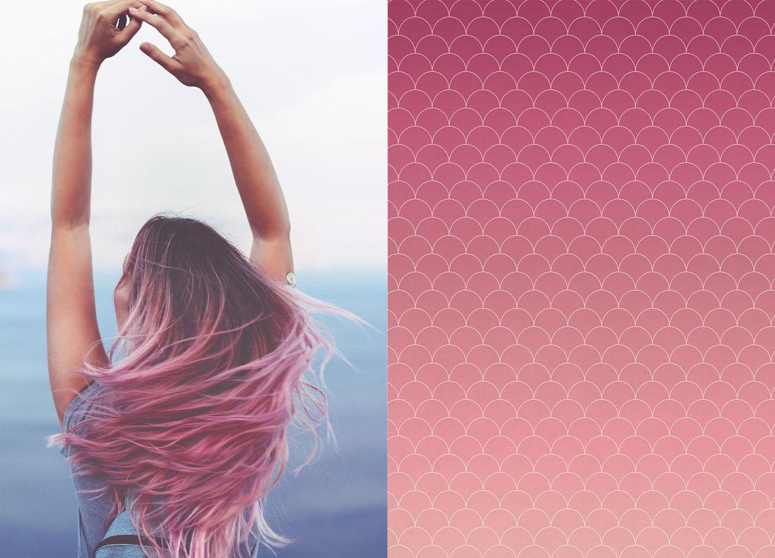 Pink Mermaid Hair + Atrafloor Design