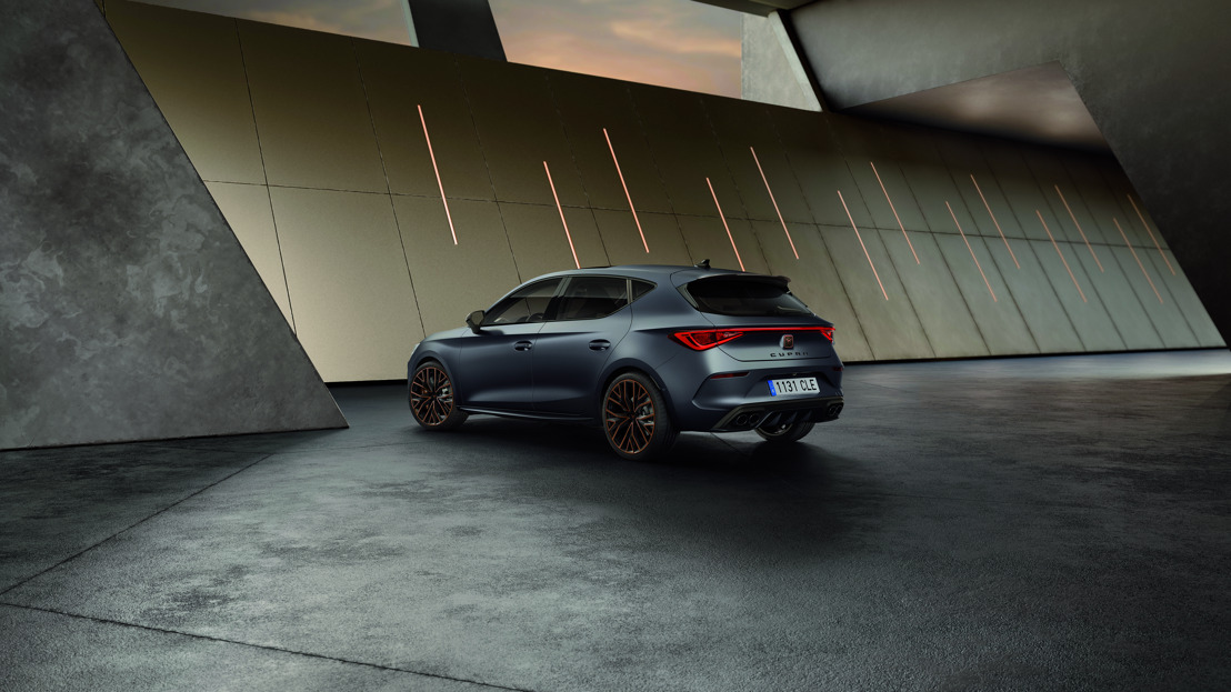 CUPRA continues to electrify its range as production starts of the 204PS CUPRA Leon e-HYBRID