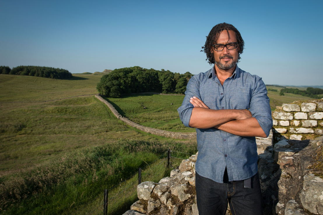 Civilisations - David Olusoga - (c) BBC