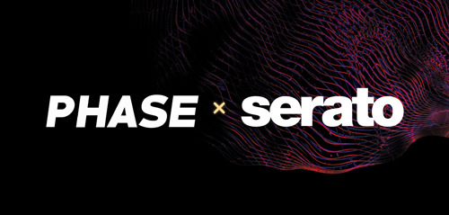 MWM announces the collaboration between Phase and Serato DJ Pro.