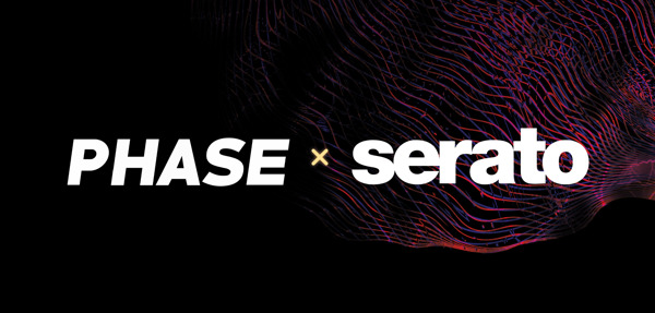 Preview: MWM announces the collaboration between Phase and Serato DJ Pro.