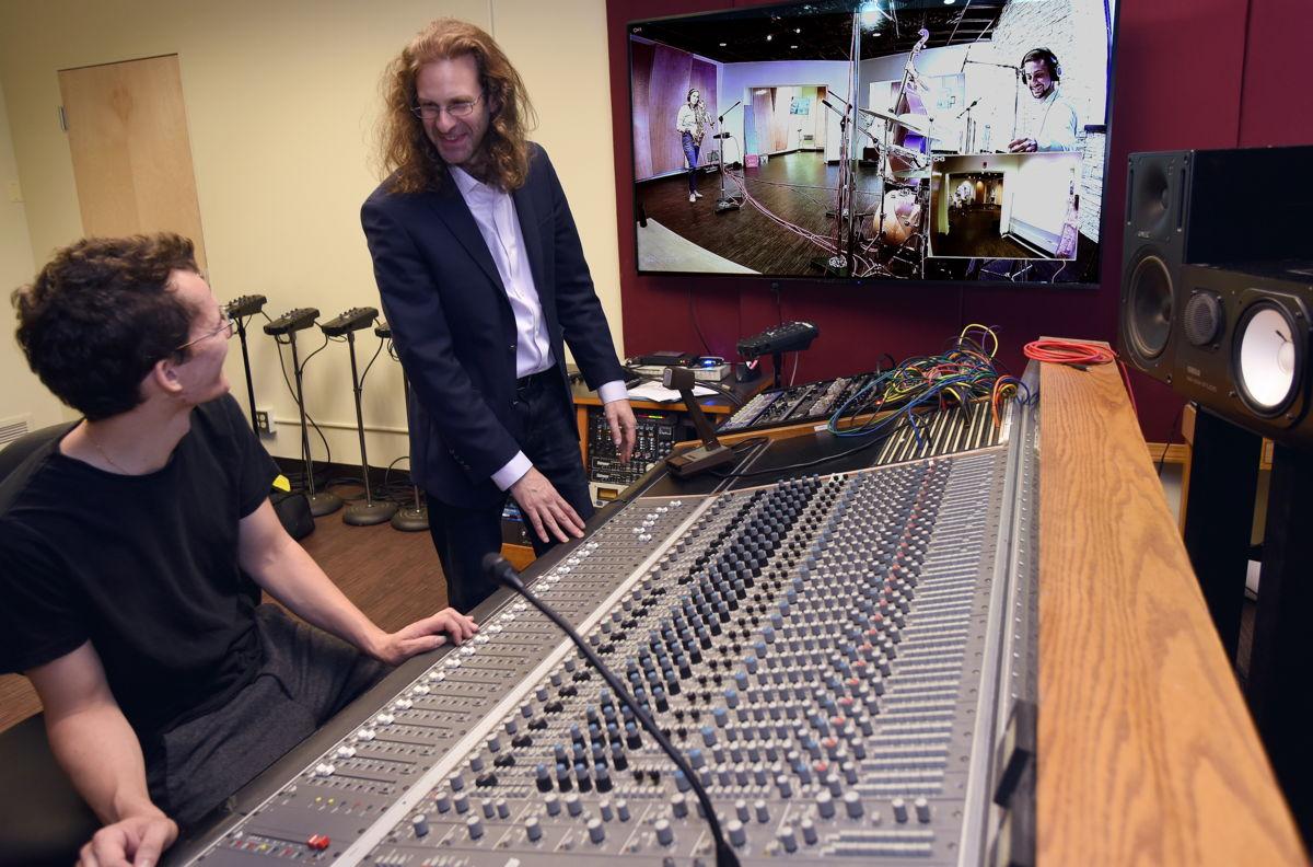 Gabe Herman, Assistant Professor, Music Industry, The Hartt School, University of Hartford