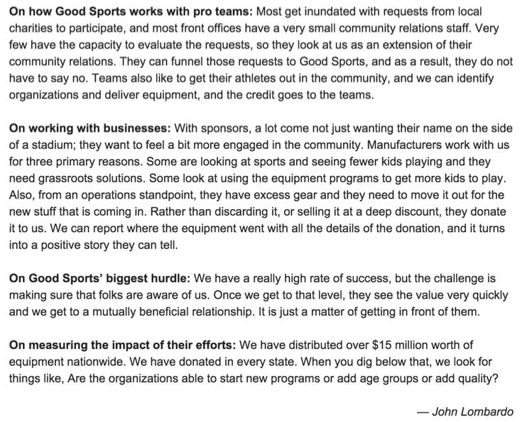 Sports Business Journal - 3