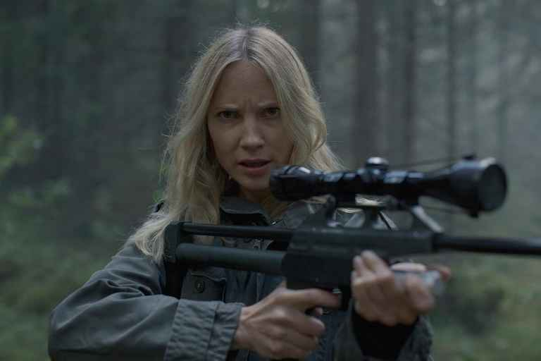 Jordskott : Eva Thörnblad (Moa Gammel)  - (c) ITV