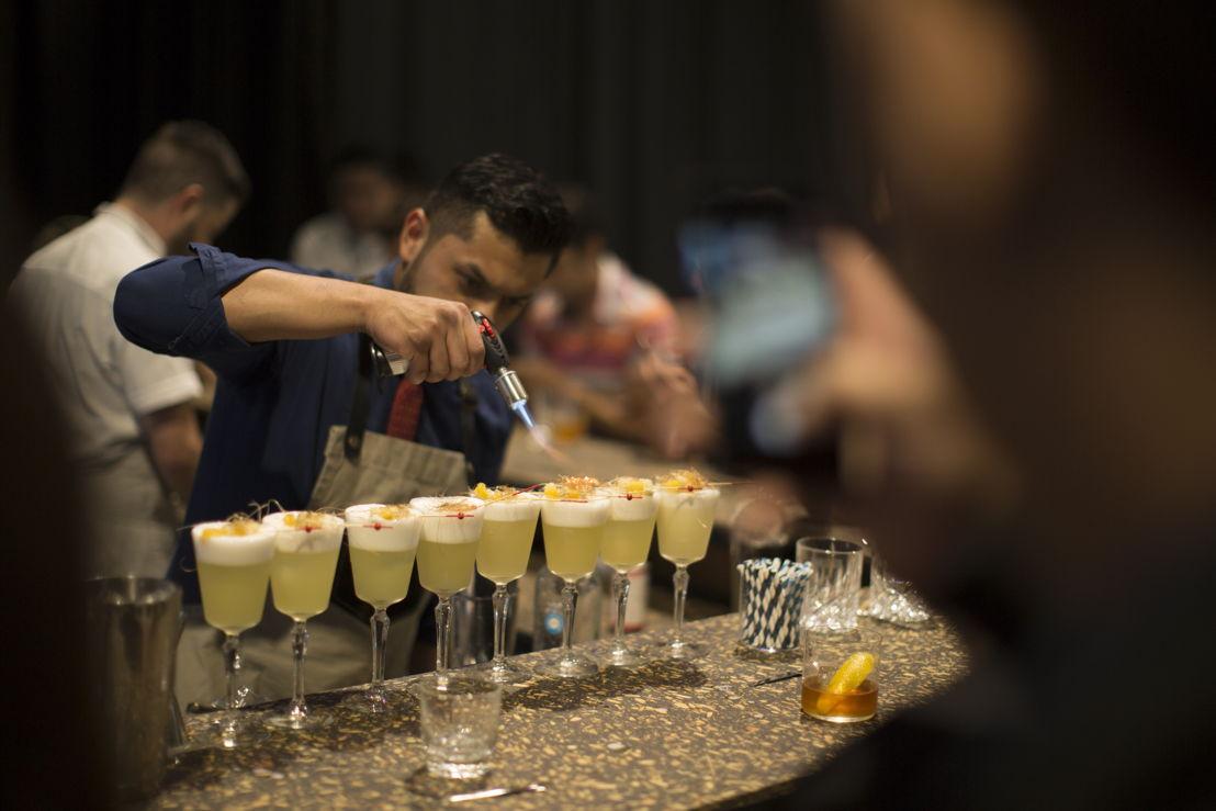 Centli de Omar Hamud de King Cole Bar en The St. Regis Mexico City