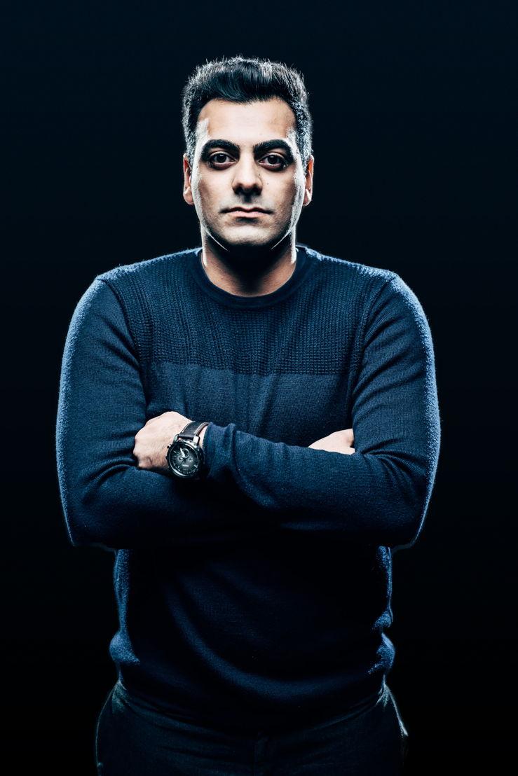 Bahador (27). Gent. Geboren in Iran. Financieel recruiter.