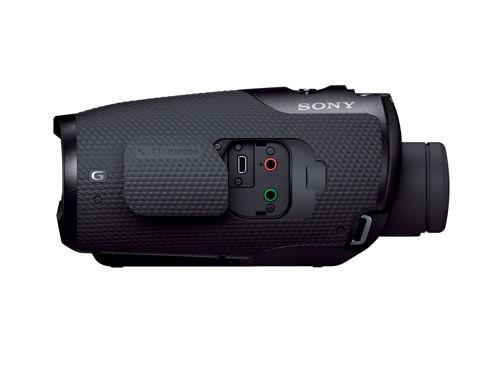 Preview: Kleiner, lichter, regen- en stofbestendig: de nieuwe digitale verrekijker van Sony