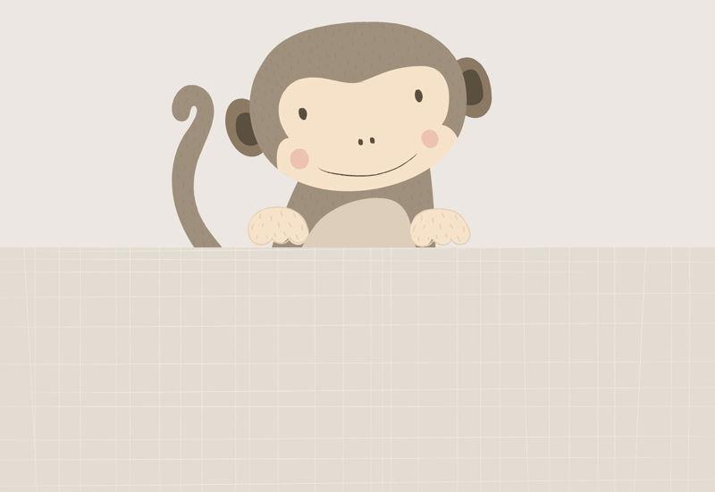 Peek-a-Boo! Maurice The Monkey