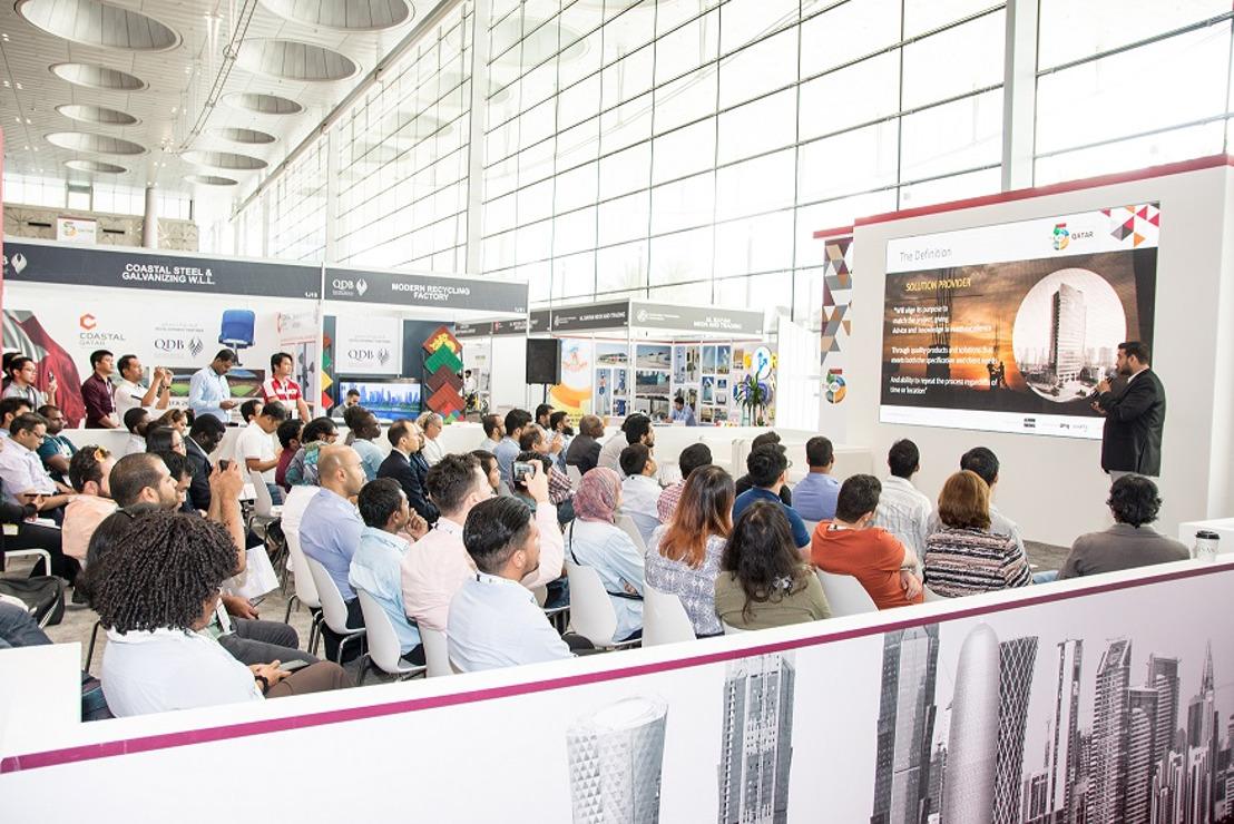 خبراء في معرض The Big 5 Qatar يشيدون بقطاع الإنشاءات في قطر في توجهه نحو اعتماد التكنولوجيا الحديثة في المدن المستدامة