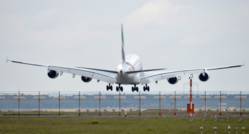 Emirates launches second daily A380 service to Frankfurt
