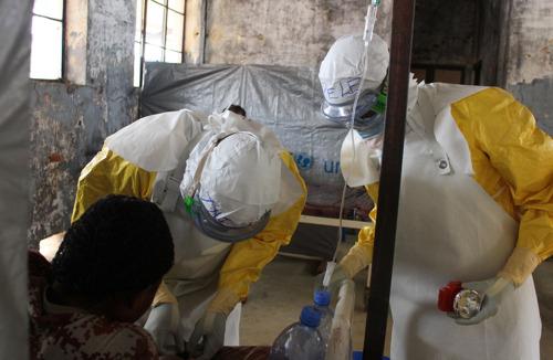 Ébola en la República Democrática del Congo: más de 100 casos confirmados y casi 50 muertos