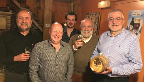 De HORAL Lambic Award 2018 gaat naar folkgroep Arjaun