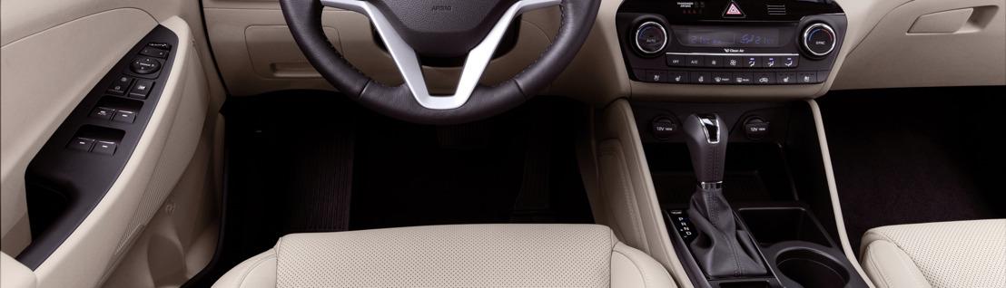 Hyundai présente le Tucson 1.7 CRDi de 141ch et équipé d'une transmission 7-DCT