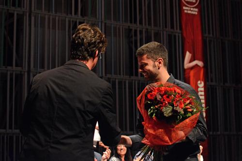 Andrea Buccarella wint de Internationale Wedstrijd Musica Antiqua