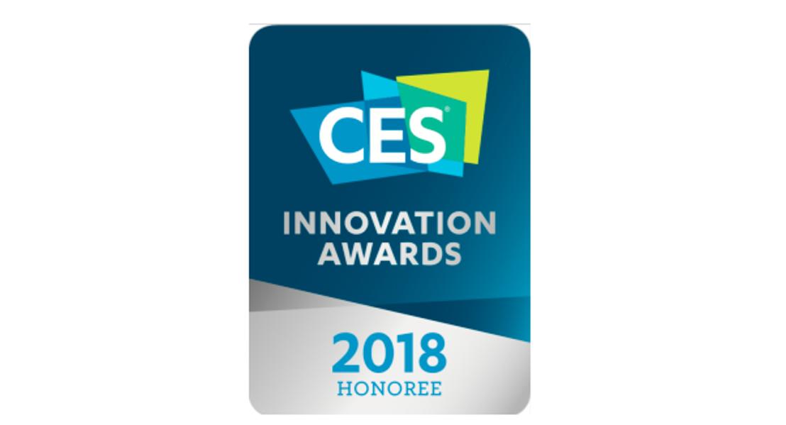 Logitech® Flow y otros productos innovadores serán premiados en el CES 2018