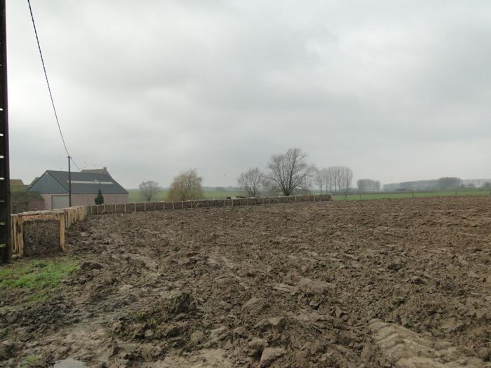 Erosiebestrijdingswerken in Pepingen afgerond
