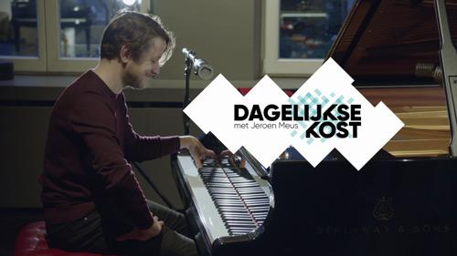 Livemuziek is Dagelijkse kost tijdens de Week van de Belgische muziek