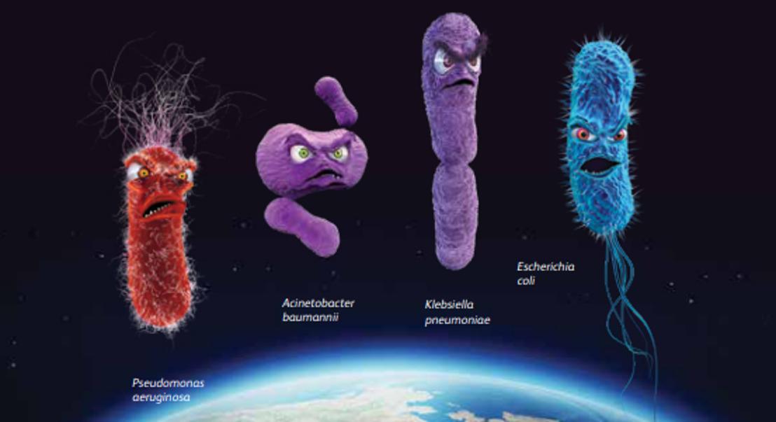 La résistance aux antimicrobiens : un enjeu de santé publique